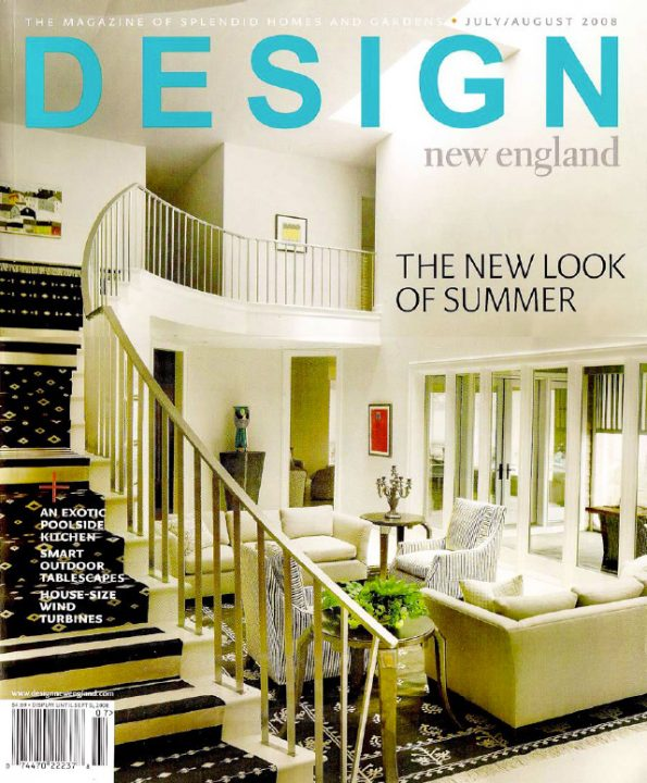 Design New England, July/August2008