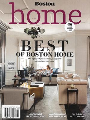 Boston Home, Winter2019