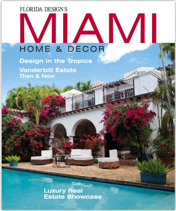 Miami Home & Decor, Vol 9/Issue 2, 2013